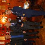 Comandante 2° Gruppo m.a. di Forlì Dicembre 2013